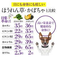 犬の視力・目に無添加サプリ(食べる目薬革命30g)ブルーベリーとクロレラが入った犬用・サプリメント【メール便送料無料】