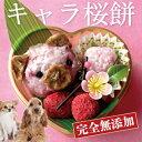 犬用 無添加 キャラ・桜餅(さくら餅・ひな祭り)無添加 犬用ケーキ【クール便】