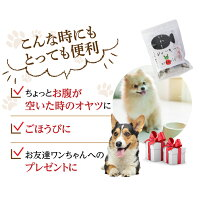 犬無添加おやつ(国産鰯ジャーキー)カルシウムたっぷの犬用おやつ