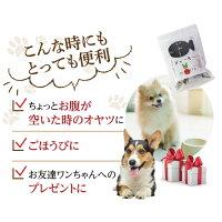 犬・ペット用無添加国産おやつ(およげさかな君5袋)魚ジャーキー【通常便送料無料】