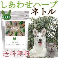 ペット犬用アレルギーハーブ(ネトル20g)無添加国産【メール便送料無料】