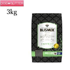 BLISMIX ブリスミックス ラム 中粒 3kg(犬用)