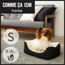 COMMECAISMペットベッドスクエアベッドCOM-SBSSサイズアイリスオーヤマ