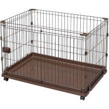 増やせる!ペットケージP-CS-930犬犬用ペットペット用ケージサークル室内屋内コンビネーションサークル基本セットセット送料無料多頭多頭飼いペットケージゲージ大型留守番多段ビッグサイズ連結拡張アイリスオーヤマ[cpir]あす楽