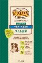 【エントリーでポイント2倍】ニュートロ ナチュラルチョイス 中型犬〜大型犬用 エイジングケア ラム&玄米 13.5kg 送料無料 シニア犬(7歳以上) 高齢犬 nutro 犬 フード ドライ ドッグフ