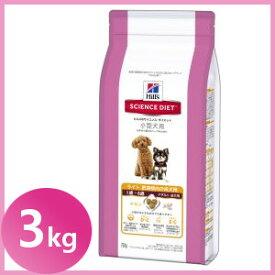 ヒルズ サイエンス・ダイエットアダルト ライト 小型犬用 肥満傾向の成犬用 3kg[サイエンスダイエット ドッグフード 小型犬 小型犬用] [TP]【D】