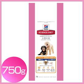 あす楽 【ドッグフード ドライ】【新商品】 犬 ヒルズサイエンスダイエット シニアライト 小型犬用 750g【高齢犬 肥満傾向 低カロリー 低脂肪 7歳以上】日本ヒルズ・コルゲート株式会社 [TP]【TC】