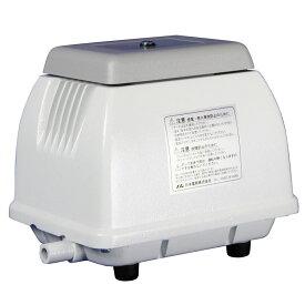 浄化槽ポンプ 40L ホワイト NIP-40L送料無料 エアーポンプ 浄化槽ブロアー 浄化槽ブロワー 浄化槽エアポンプ 日本電興 【D】