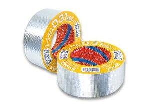 光洋化学 気密・防水テープエースクロス 強力片面(剥離紙付)75mmx20M巻き(アルミ)1箱(15巻)