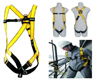 MSA 日本 workmanlitoharness M 大小