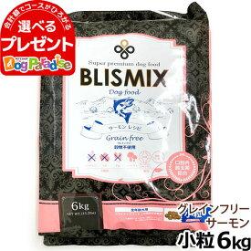 ブリスミックス グレインフリー サーモン小粒6kg