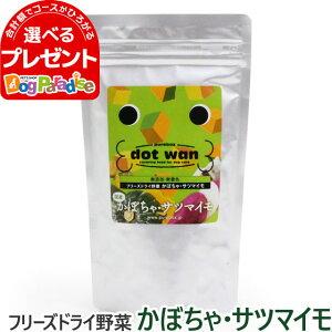 ドットわん フリーズドライかぼちゃ&野菜 45g(ドッグ ドック イヌ フード 犬 ペット いぬ)
