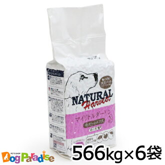 Natural her best prime formulas my little Darling 566 g x 6 bags (best dog food natural her natural Hay)