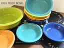 petware bowl ペット用ごはん皿 Mサイズ(中型犬用)