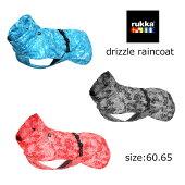 ルッカドリズルレインコートサイズ354045犬レインコート小型犬中型犬着せやすい
