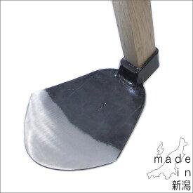 【送料無料】千成 とんび鍬 小(開墾鍬)鍛造鋼付【kuwa】