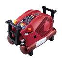 ◎マックス エアコンプレッサー [ AK-HL1270E2 (赤) ] 高圧/常圧 11L45気圧