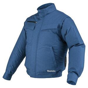 ◆【2021年モデル】マキタ 充電式ファンジャケット [ FJ312DZ ] サイズ:S/M/L/LL/3L/4L (本体のみ) 青 / 綿 空調服 ※沖縄・離島は別途送料が必要