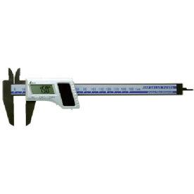 【シンワ測定】 デジタル ノギス カーボンファイバー製 ソーラーパネル 150mm《19981》