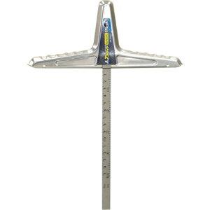 シンワ測定 丸のこガイド定規 Tスライド ベーシック [ 73591 ] 15cm併用目盛 ※沖縄・離島は別途送料が必要