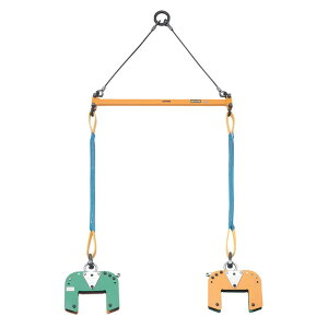 スーパーツール | 木質梁専用吊クランプ天秤セット [ BLC200S ] | SUPERTOOL ※沖縄・離島は別途送料が必要