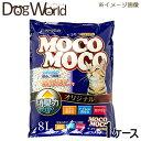 シーズイシハラ クリーンミュウ モコモコ オリジナル 8L×6袋 [猫砂セット販売] [同梱不可] [送料無料]