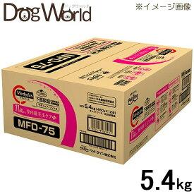 ペットライン メディファス 室内猫 毛玉ケアプラス 11歳から チキン&フィッシュ味 5.4kg