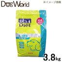 ドクターズダイエット 犬用 皮毛管理 成犬用 1歳〜 3.8kg