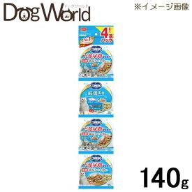 日本ペットフード コンボ キャット 連パック 猫下部尿路の健康維持 140g(35g×4連)
