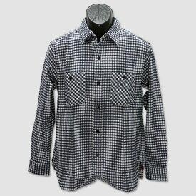 """シュガーケーン SUGAR CANE ツウィルチェックワークシャツ """"TWILLCHECK WORK SHIRTS"""" SC28229"""