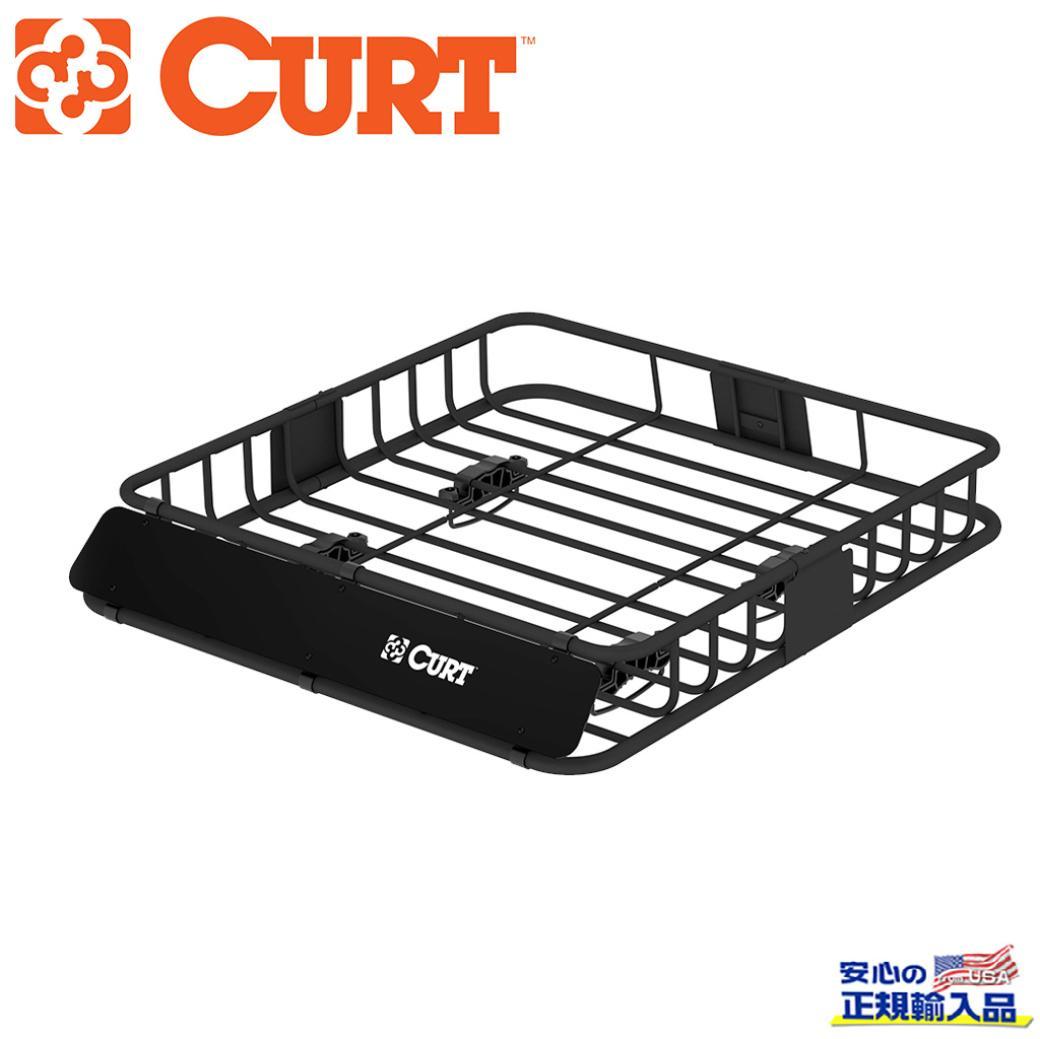 【CURT 社製 (カート) 正規品】ルーフマウント カーゴラック ルーフキャリア 積載
