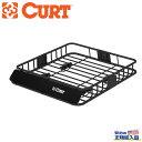 【CURT(カート)正規代理店】ルーフラック/ルーフキャリアクロスバーは丸形・楕円・四角全てに対応 汎用