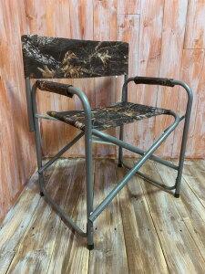 CHANODUG OUTDOOR ディレクターチェア ネイチャーカラー 持ち運び折り畳み椅子 キャンプ アウトドア 釣り キャンプチェア アウトドアチェア