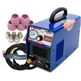 TOSENSE エアープラズマ切断機 インバーター制御 100/200V兼用 二年保証付き CUT60P