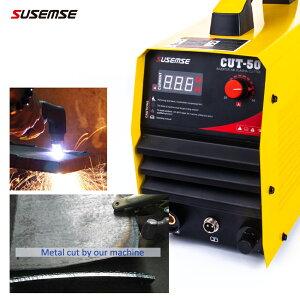 プラズマカッター プラズマ切断機 最大切断能15mm CUT50 200V 手軽いハイテク インバーター制御 チップ絶縁保護処理 過電流保護 加熱保護性能があります