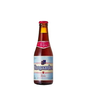 送料無料 ヒューガルデン ロゼ 250ml×1本[ベルギー フルーツ ビール]