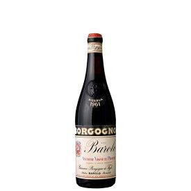 ボルゴーニョバローロ1961 750ml[イタリア ピエモンテ 赤ワイン バックヴィンテージ 数量限定]