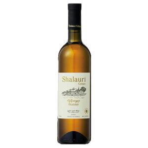 【近ごろ気になるオレンジワイン】シャラウリ ワイン セラーズ ルカツィテリ 750ml[ジョージア オレンジワイン 辛口 ルカツィテリ]