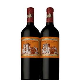 [限定大処分特価][送料無料]シャトー デュクリュ ボーカイユ 2013年 750ml×2本セット[フランス ボルドー サン・ジュリアン 赤ワイン フルボディ ワインセット]※実店舗との併売の為、売り切れ御免!