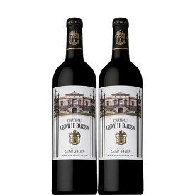 [限定大処分特価][送料無料]シャトー レオヴィル バルトン 2014年 750ml×2本セット[フランス ボルドー サン・ジュリアン 赤ワイン フルボディ ワインセット]※実店舗との併売の為、売り切れ御免!
