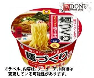 Maru-Chan making noodles chicken sauce 97 g 12 pieces Cup ramen noodles