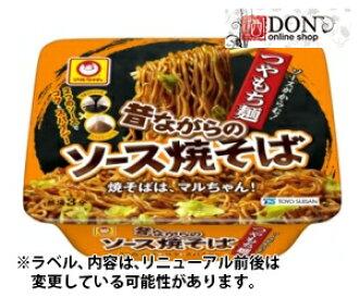 Maru-Chan old fashioned sauce noodle 123 g 12 pieces Cup ramen noodles