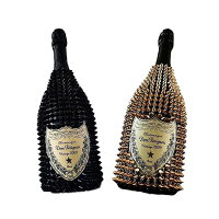 【送料無料】【オリジナルデコレーションボトル】ドン・ペリニヨンハードボトル750mlハードブラックフランスシャンパーニュ地方セレブギフトパーティー存在感お洒落