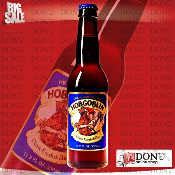 【海外ビール】ホブゴブリン 330ml瓶(1ケース/24本)【イギリス ビール】
