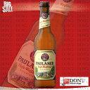 【海外ビール】パウラーナー ヘフェ ヴァイスピア 330ml瓶(1ケース/24本)【ドイツ ビール】