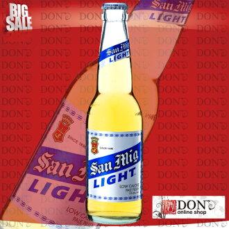 圣米格尔 · 圣米格光 330 毫升瓶 1 例 (24 瓶)