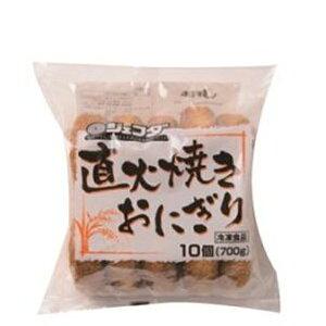 [送料無料]JFDA(ジェフダ)直火 焼き おにぎり (70g:10入)×1袋[業務用 冷凍]
