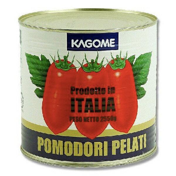 カゴメ ホールトマト 2550g 業務用食品