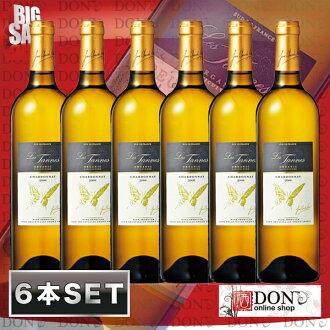 레・탄누・오가닉・샤르드네후란스 화이트 와인 750 ml