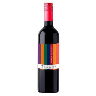 Camarero 赤霞珠智利红酒 750 毫升
